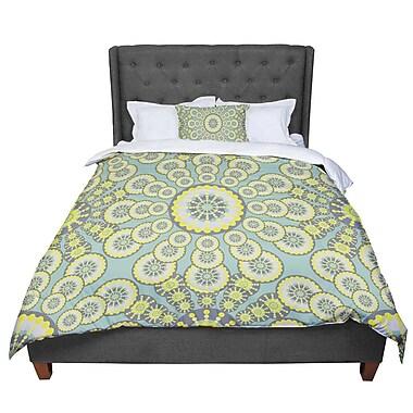 East Urban Home Miranda Mol Equinox Comforter; Queen