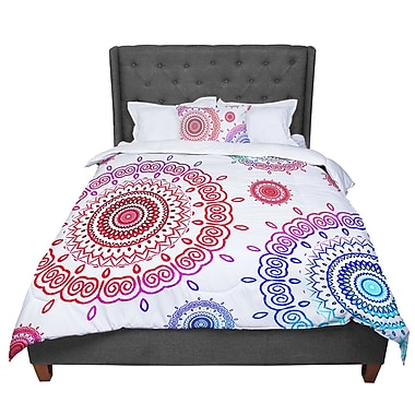 East Urban Home Monika Strigel Infinity Comforter; Twin