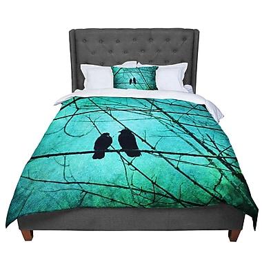 East Urban Home Robin Dickinson Smitten Comforter; King