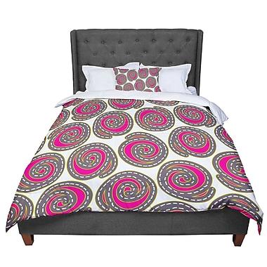 East Urban Home Nandita Singh Bohemian IV Comforter; King