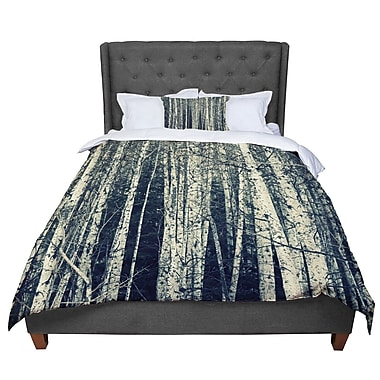 East Urban Home Robin Dickinson Birch Comforter; King