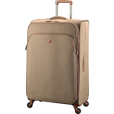 JUMP – Ensemble de 3 valises extensibles à 4 roulettes Uppsala à revêtement en polyester, loutre (4450/4451/4452)