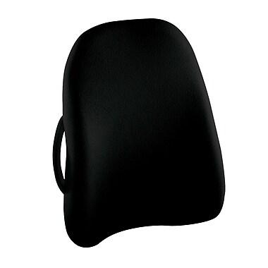 ObusForme - Couvre-support dorsal pour le bas du dos de rechange, noir (BC-BLK-LOA)