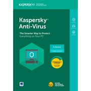 Kaspersky – Logiciel Anti-Virus 2017 (3 utilisateurs, 1 an)