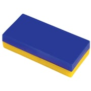 "Dowling Magnets Plastic Encased Block Magnet, 2"", 24/Pack (DO-MC15)"