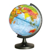 "Elenco® Dual-Cartography LED Illuminated 11"" Globe"