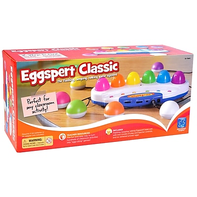 Educational Insights® Electronic Learning, Eggspert™