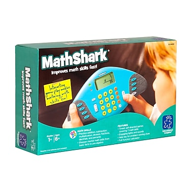 Educational Insights® Mathshark Game