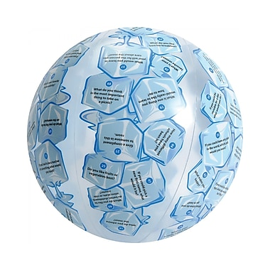 American Educational Products® Advanced Ice Breaker Clever Catch Ball, Grades 5 - 12th