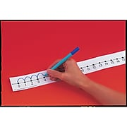 Student Number Lines with Non-Adhesive Backs (ID-7804)