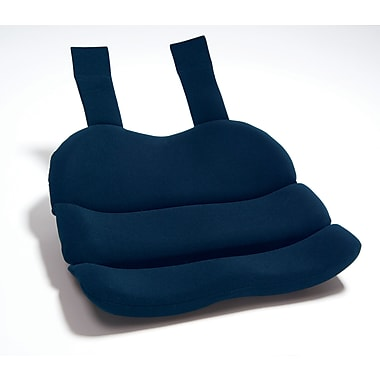 Obusforme ST-NVY-CA Contoured Seat Cushion, Navy