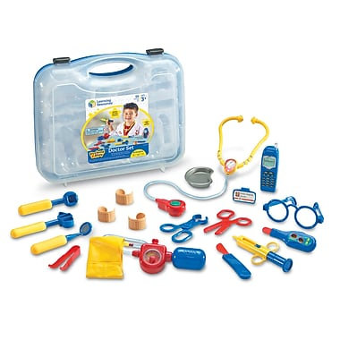 Learning Resources® Pretend and Play® Doctor Set