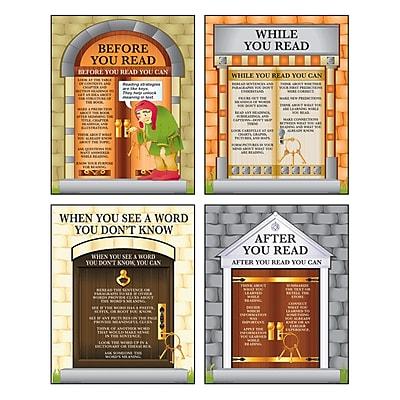 McDonald Publishing® Poster Set, Reading Strategies