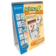 New Path Learning® Science Flip Chart Set, Grades 5th