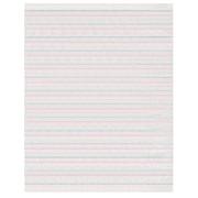"Pacon 11"" x 8 1/2"" Ruled Newsprint Pad, D-nealian, 1500/Pack (PAC2696)"