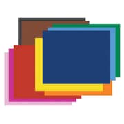 Pacon® 4 Ply Railroad Poster Board, Assorted