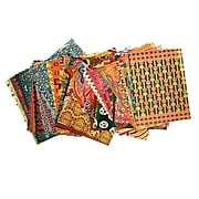 """Roylco Around the World Craft Paper, 8.5"""" x 11"""", Assorted Designs, 96 Sheets (R-15199)"""