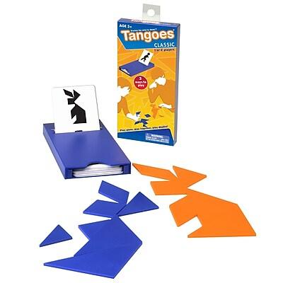 Rex Games Critical Thinking Original Game, Tangoes