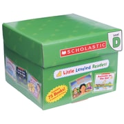 "Scholastic® ""level D: Little Level Readers"" Box Set"