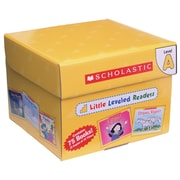 "Scholastic® ""level A: Little Level Readers"" Box Set"
