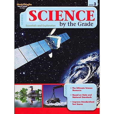 Harcourt® Science By The Grade Book, Grades 3rd
