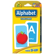 School Zone® Interactive® Alphabet Flash Cards, Letter Recognition