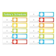 Scholastic - Teacher's Friend TF5405 Schedule Cards Pocket Chart Add-ons