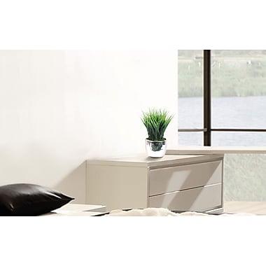 Laura Ashley® Grass Arrangements in Designer Silver Ceramic Containers