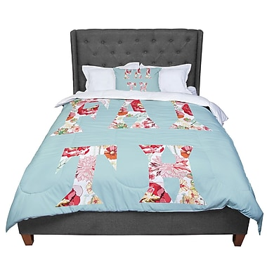 East Urban Home Suzanne Carter Faith Comforter; Twin
