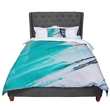 East Urban Home Steve Dix Extractions Comforter; Queen