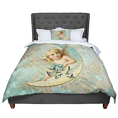 East Urban Home Suzanne Carter Angel Comforter; Twin