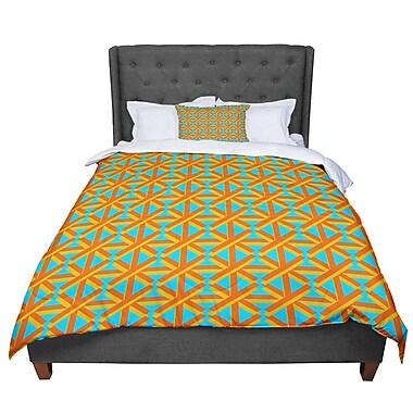 East Urban Home Trebam Topao Comforter; Twin