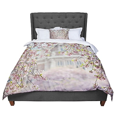 East Urban Home Sylvia Cook Dream Comforter; Twin