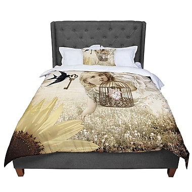 East Urban Home Suzanne Carter Key Comforter; King
