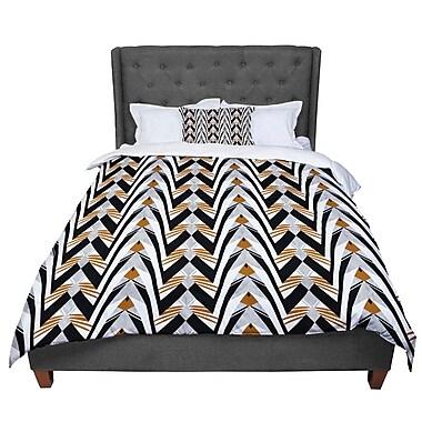 East Urban Home Vikki Salmela Wings Comforter; Queen