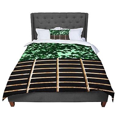 East Urban Home Trebam Stabla Comforter; King