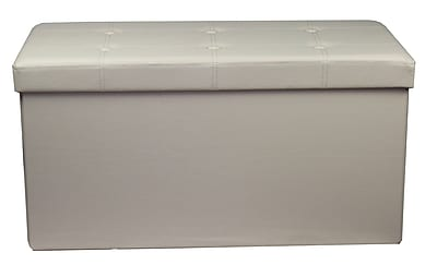 Rebrilliant Storage Bench; Beige