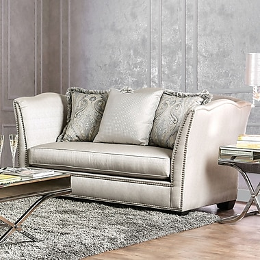 Willa Arlo Interiors Rialto Transitional Loveseat