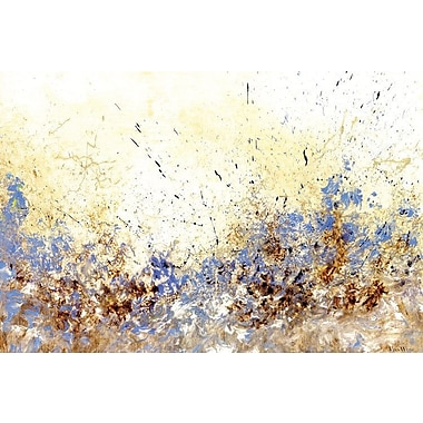 Willa Arlo Interiors 'Inspirit' Painting Print on Wrapped Canvas; 18'' H x 26'' W x 0.75'' D