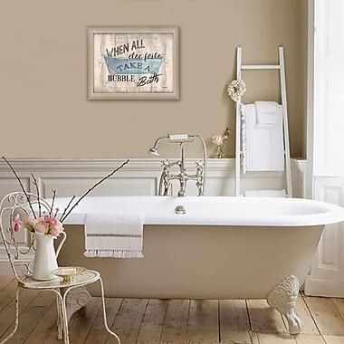 TrendyDecor4U Take a Bubble Bath -16