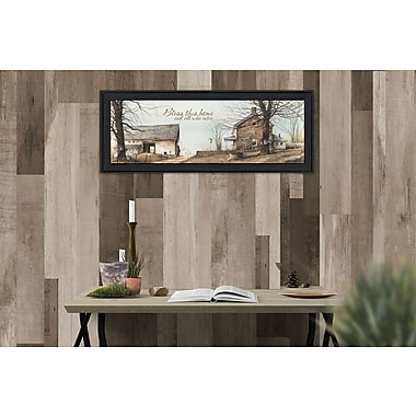 TrendyDecor4U Bless this Home -18