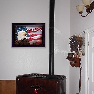 TrendyDecor4U One Nation Under God-Flag -18