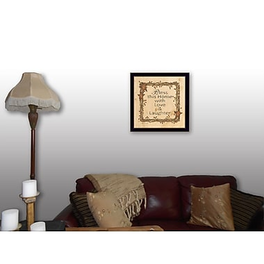 TrendyDecor4U Bless this Home