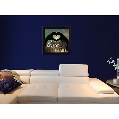 TrendyDecor4U Love with all Your Heart -12