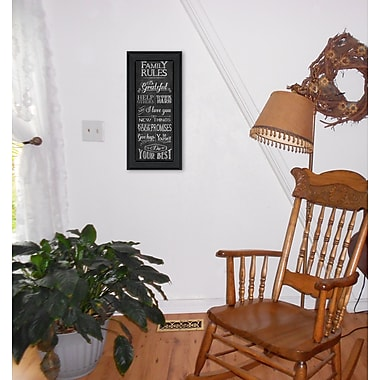 TrendyDecor4U Family Rules -12