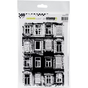 Carabelle Studio Cling Stamp A5-At The Window