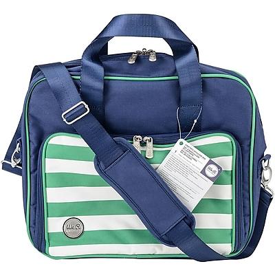 Crafter's Shoulder Bag-Navy