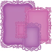 Spellbinders Nestabilities Decorative Elements Dies-Decorative Labels 8