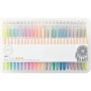 KaiserColour Gel Pens 48/Pkg-Pastel, Glitter, Metallic & Neon; 12ea