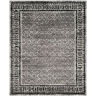 Mistana Norwell Ivory / Silver Area Rug; 10' x 14'
